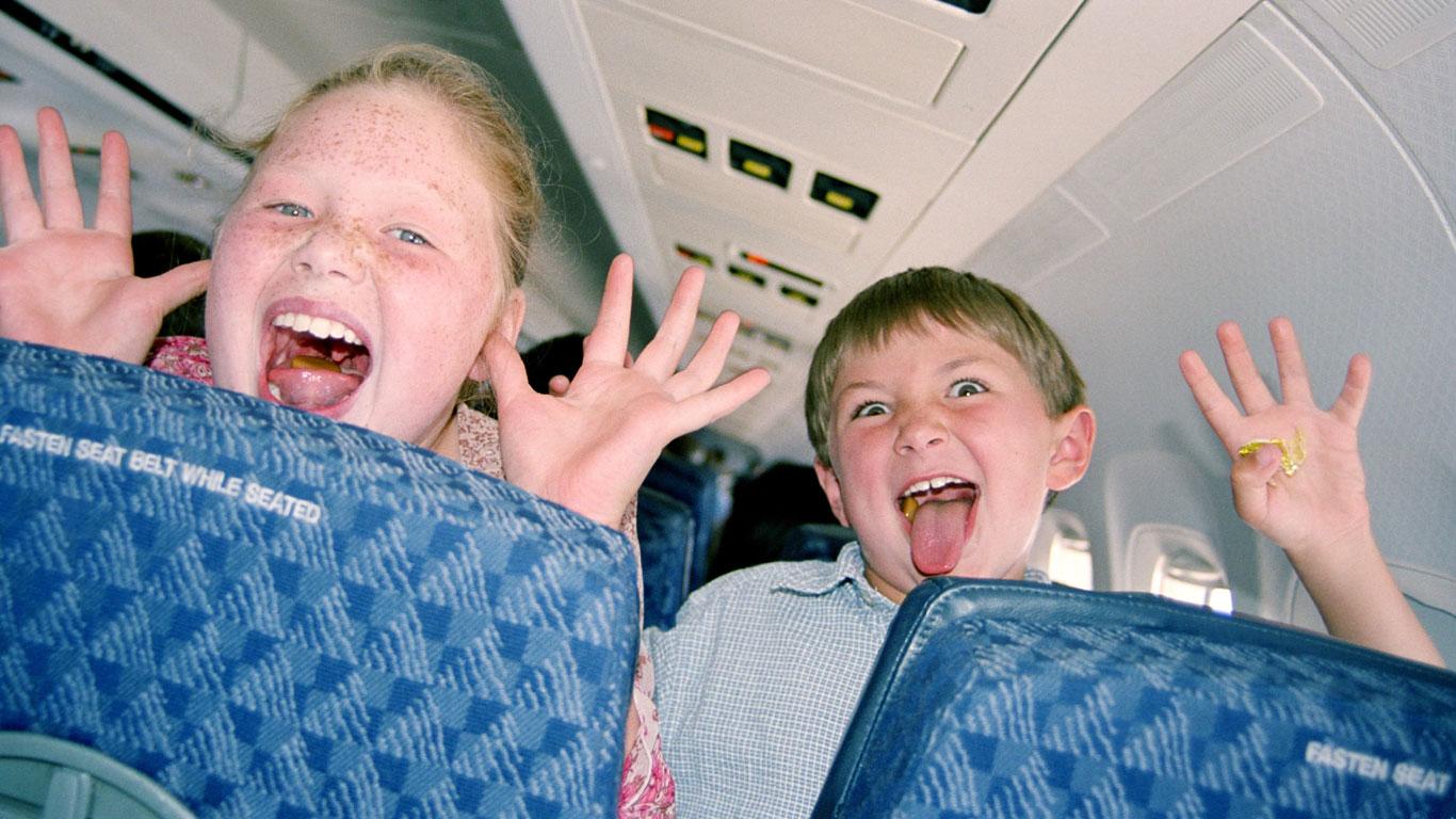 Das Beste bei schreienden Kindern