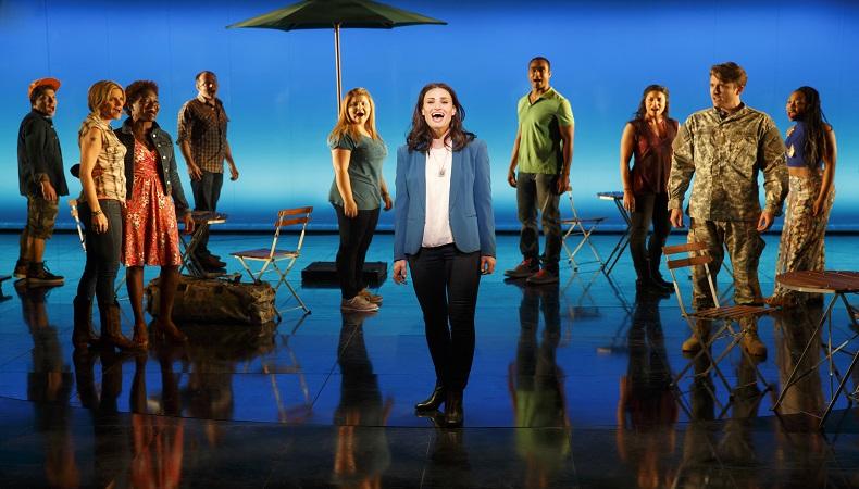 Hinter den Kulissen des Broadways