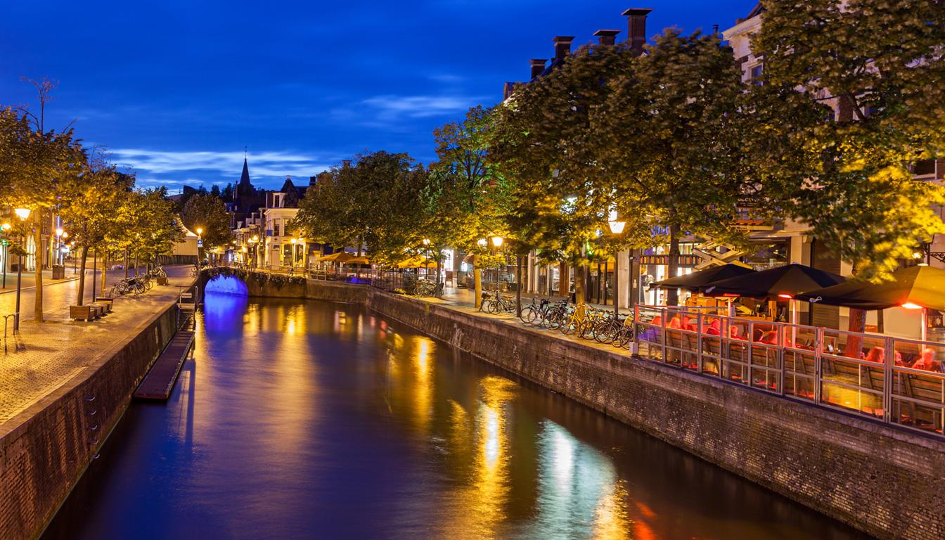 Leeuwarden, Niederlande – Kulturhauptstadt 2018