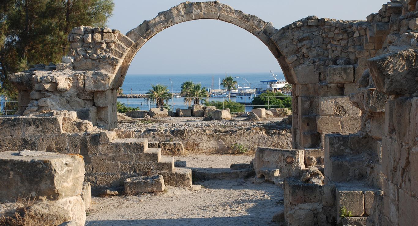 Paphos, Zypern – Kulturhauptstadt 2017