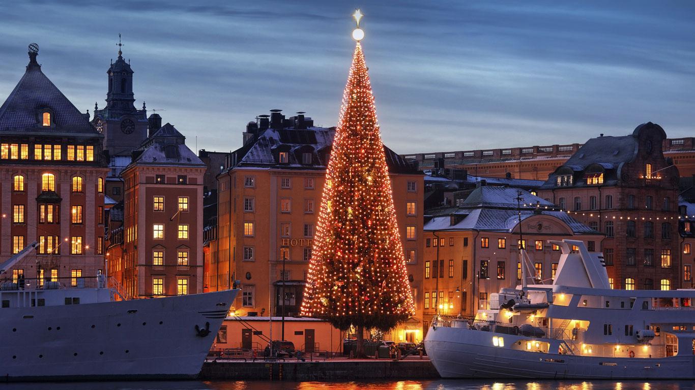 In Schweden backen die Tomare Geister