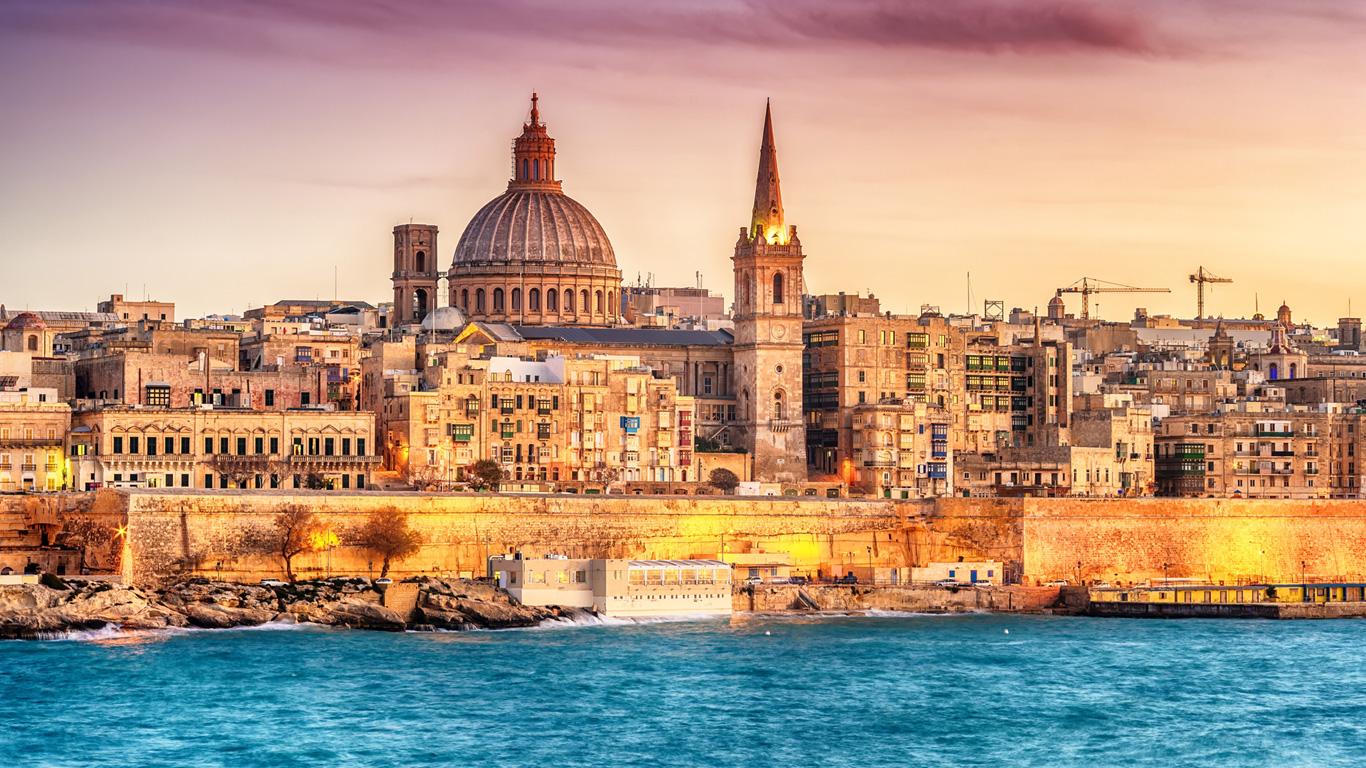 Kultur auf Malta, Natur auf Gozo