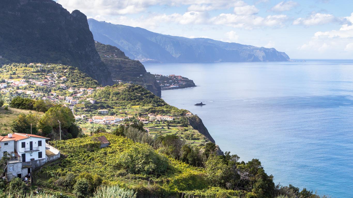 Madeira: Abtauchen auf der Blumeninsel