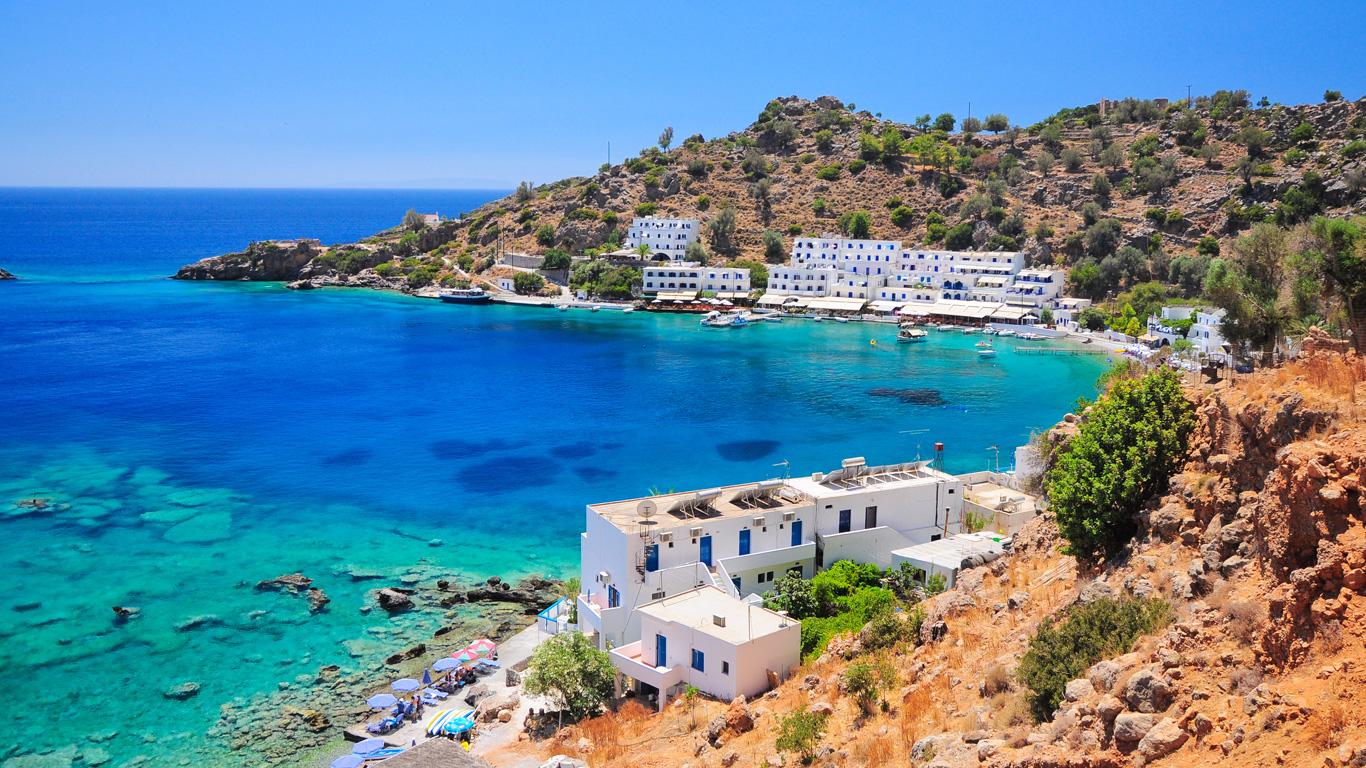 Kreta: Die Sonninsel Griechenlands