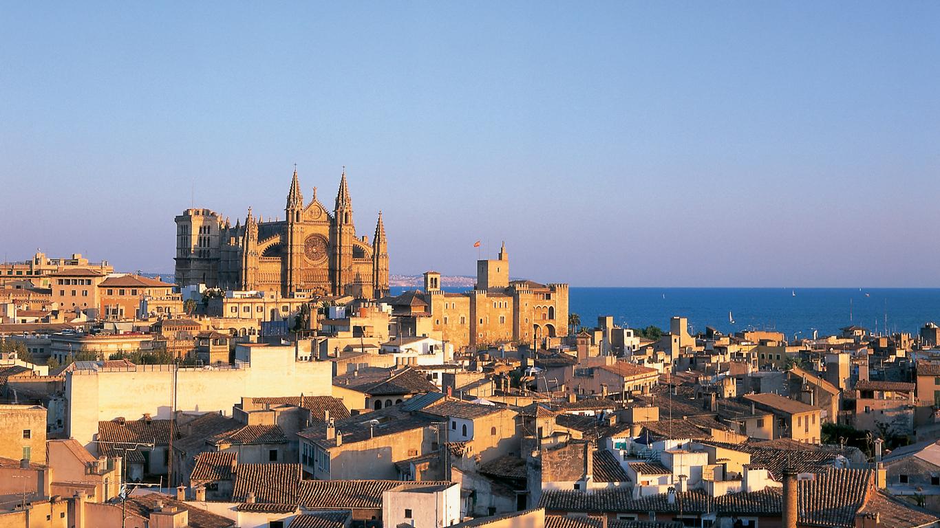 Platz 1: Im Handumdrehen auf die Balearen – Mallorca