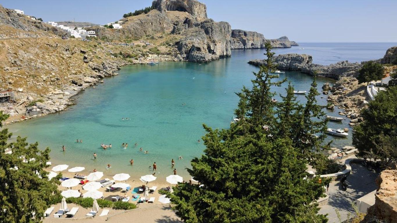 Platz 6: Spontane Ferien in Griechenland – Rhodos