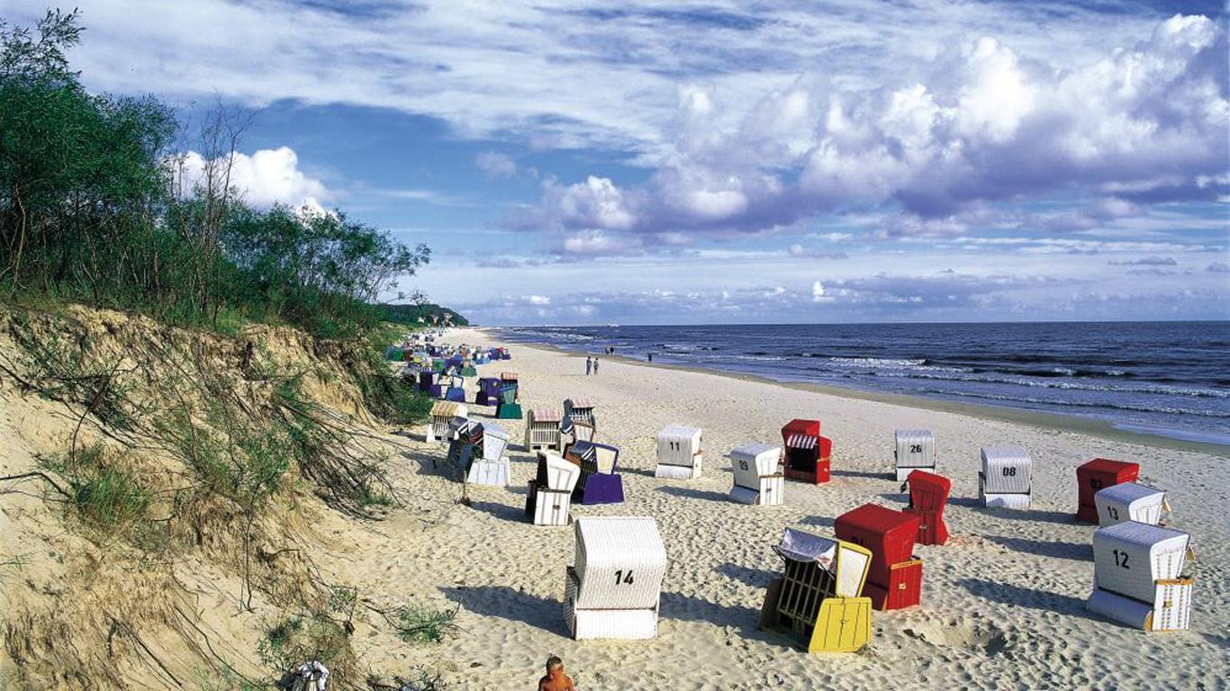 Platz 4: Auch zu Hause ist es schön – Ostsee