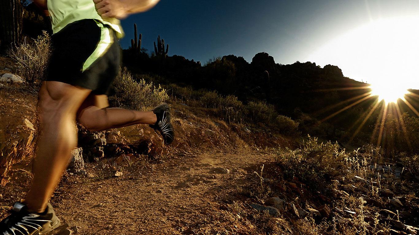 Über Stock und Stein: Trail Running