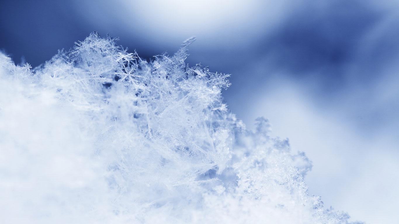 Schnee ist nicht gleich Schnee
