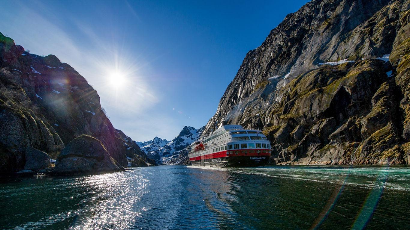 Norwegens Fjordlandschaft in nur einer Woche