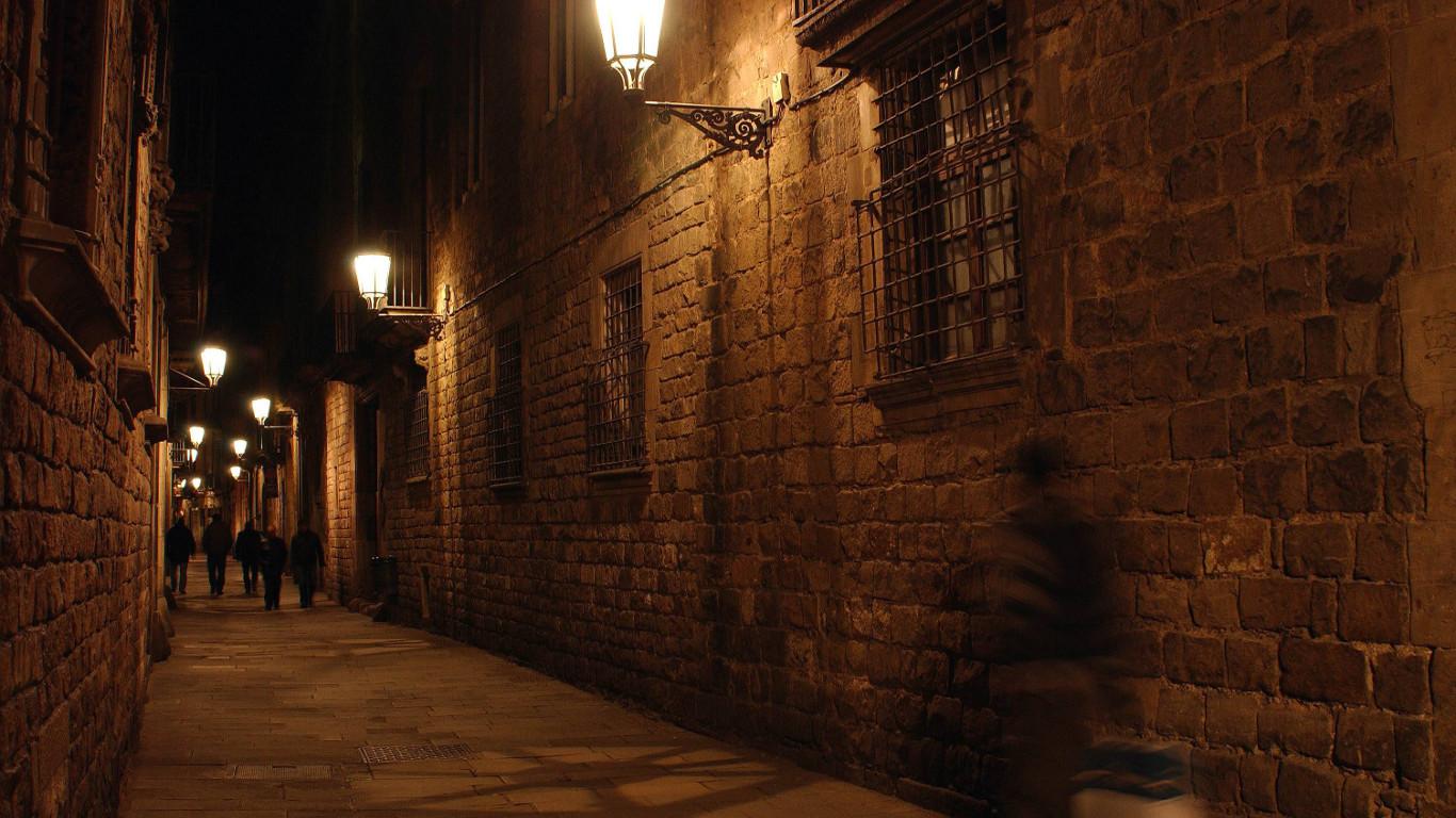 """""""Der Schatten des Windes"""" in Barcelona"""