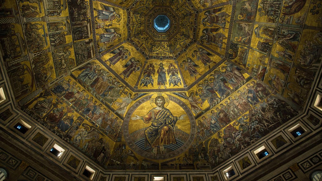 "Dan Browns ""Inferno"" in Florenz"