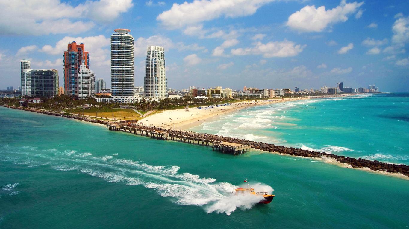 South Beach: Leben wie im Film