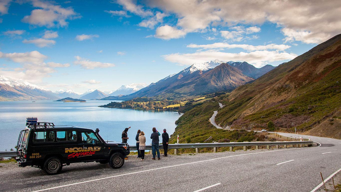 """""""Best Scenic Roads in the World"""": berühmte Filmstraße"""