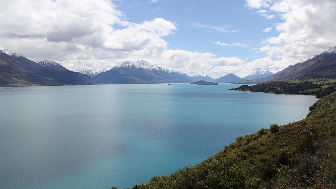 Lake Wakatipu: Lust auf Abenteuer?
