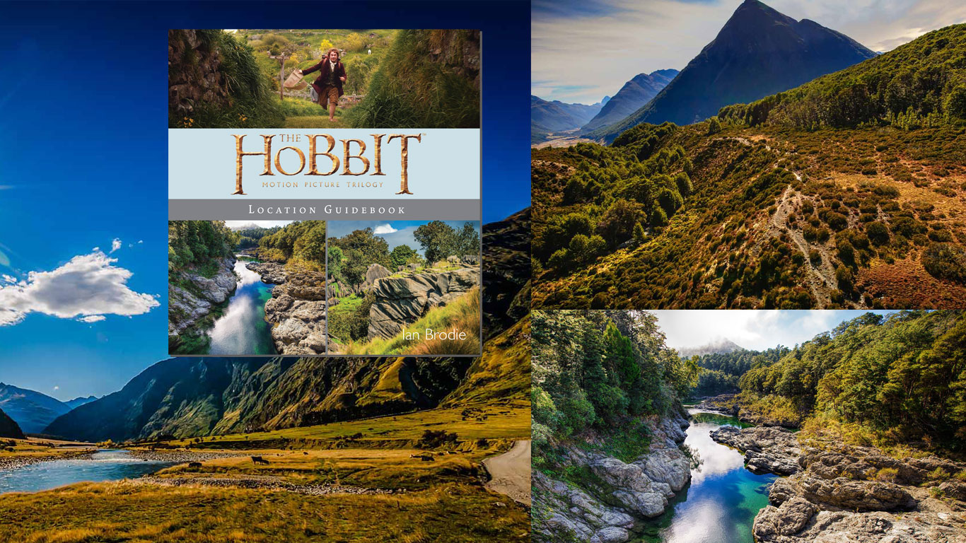 """Ian Brodie: """"The Hobbit Motion Picture Trilogy Guidebook"""""""