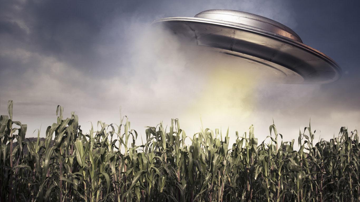 Die Welt der UFOs