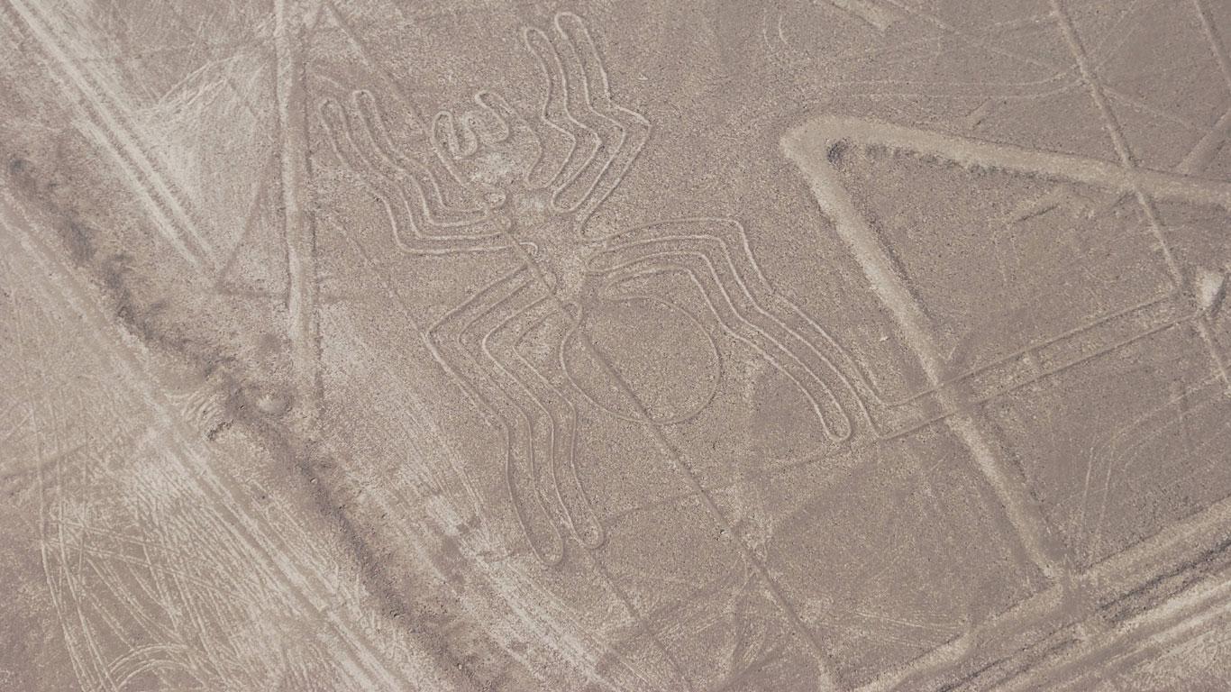 Die Nazca-Linien von Peru