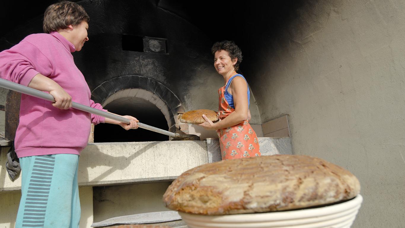 Brotbacktradition und Brennereikultur
