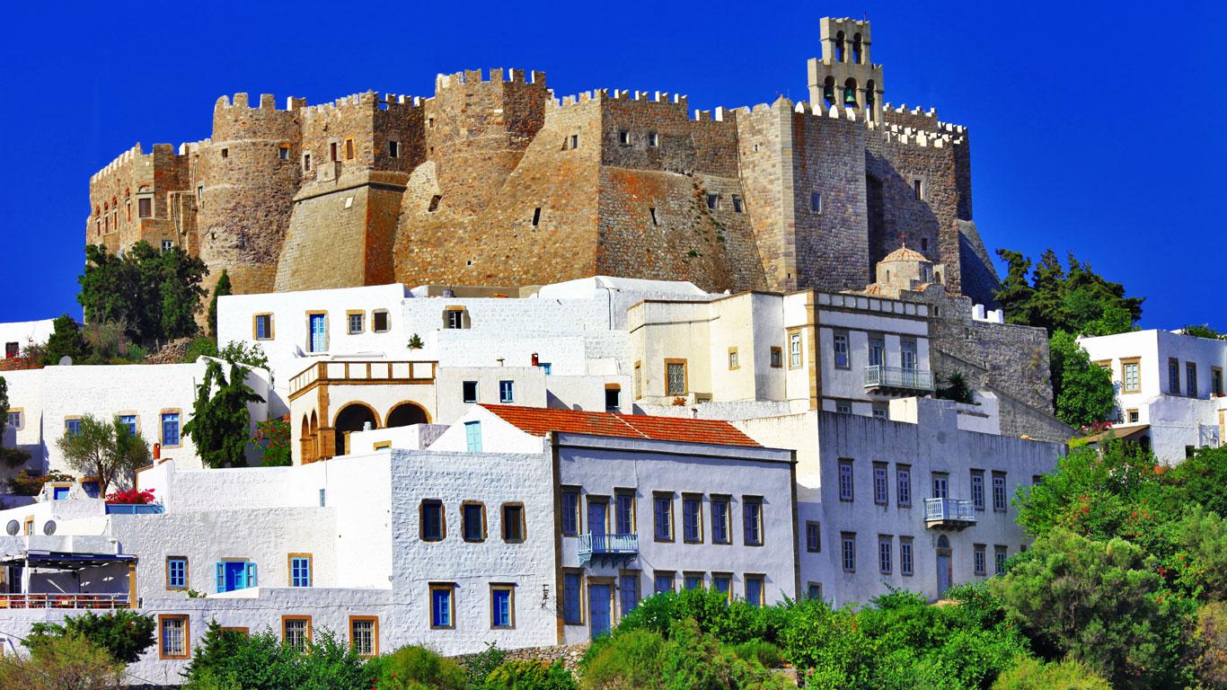 Patmos: Die Auferstehung religiöser Traditionen