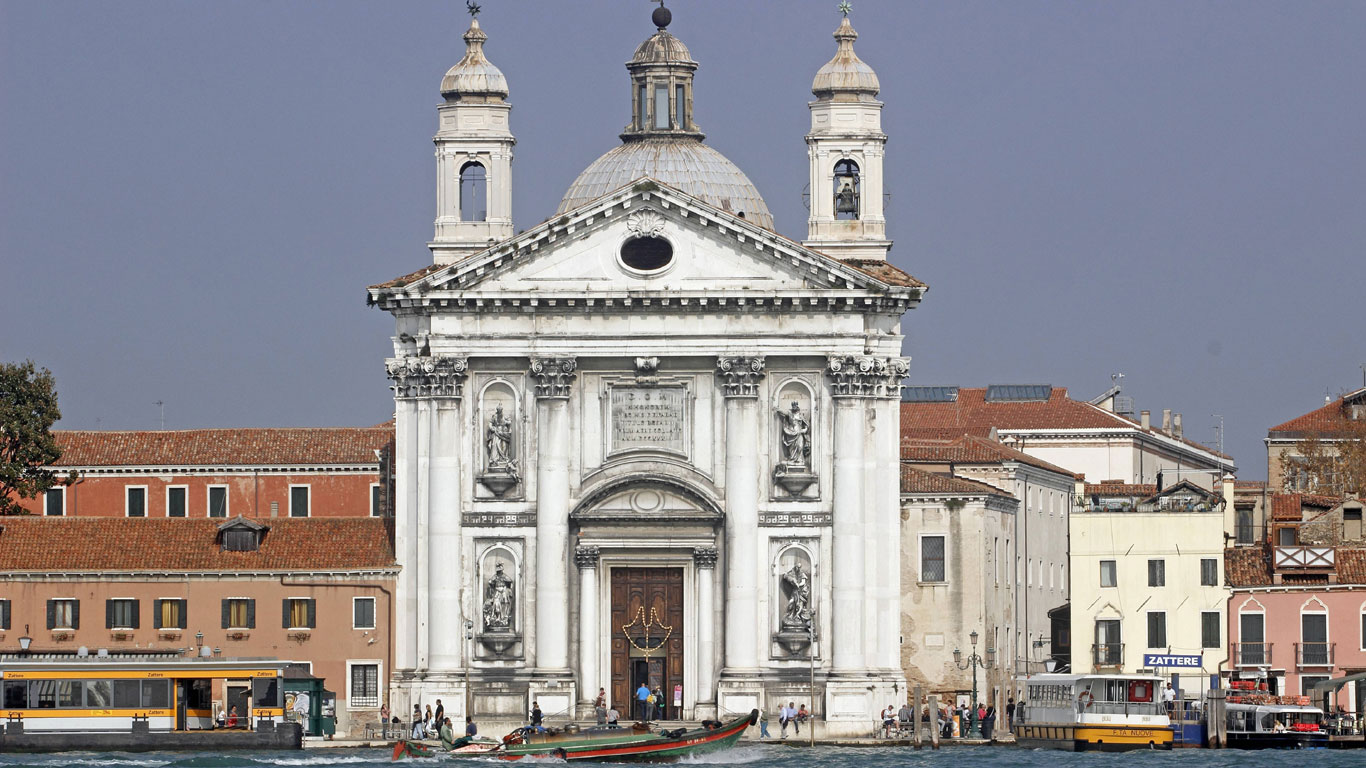 Venedig: Von der Adria umspült