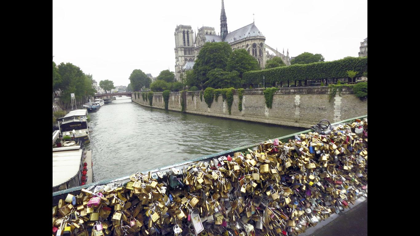 Paris: Ein Schloss für die Liebe