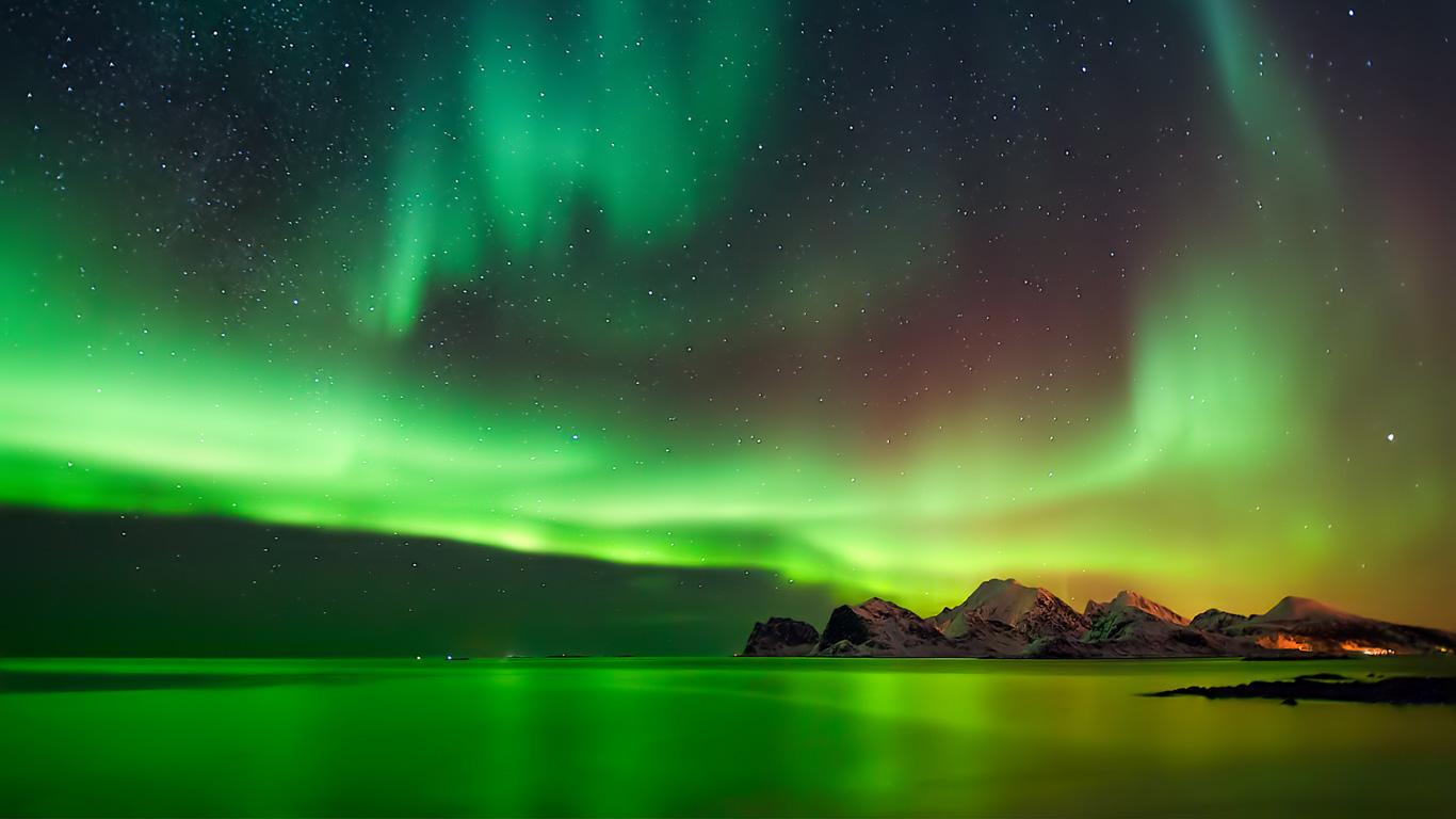 Norwegen, Myrland