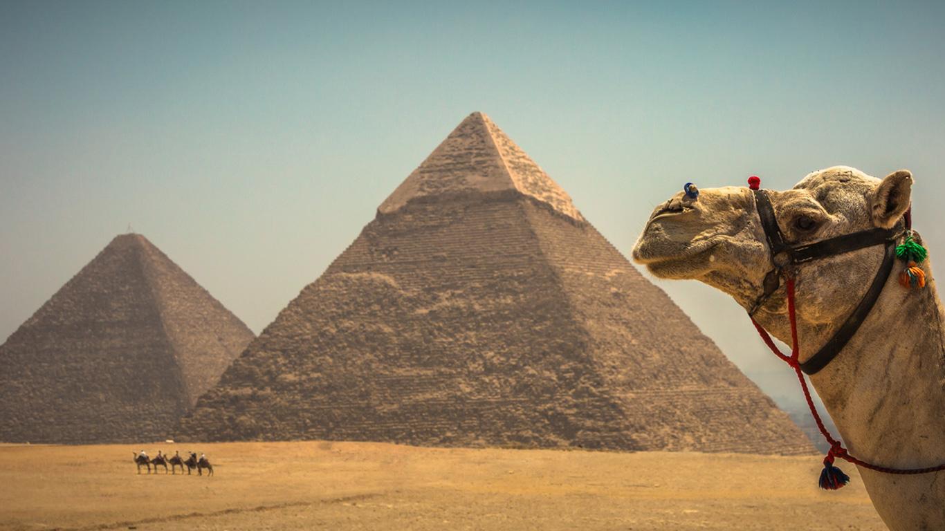 Pyramidenbau