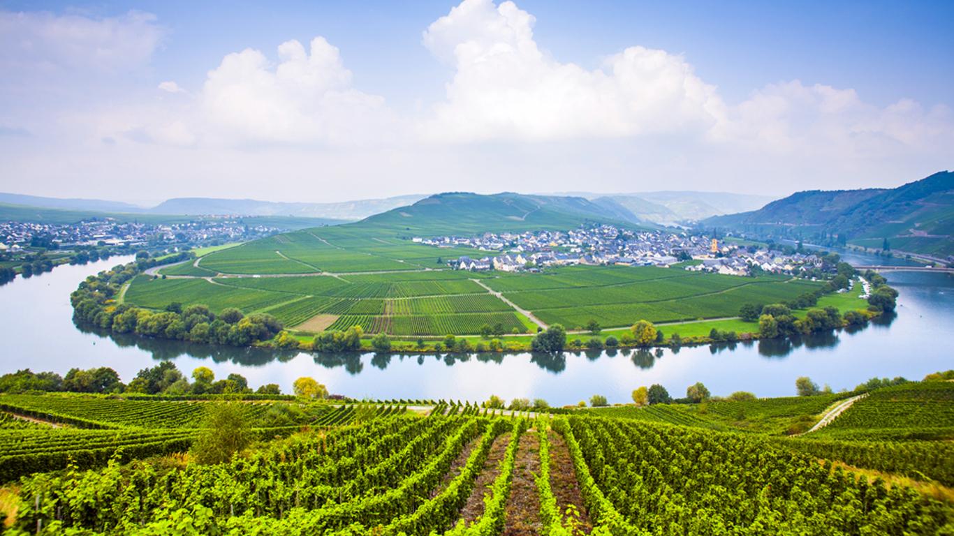 Stadt, Land, Fluss und Wein – der Mosel-Radweg