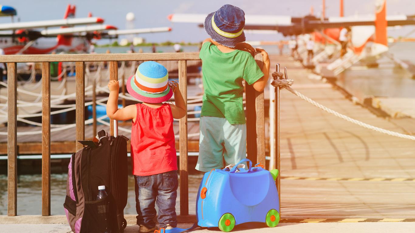 Urlaub mit Kindern – eine Selbstverständlichkeit