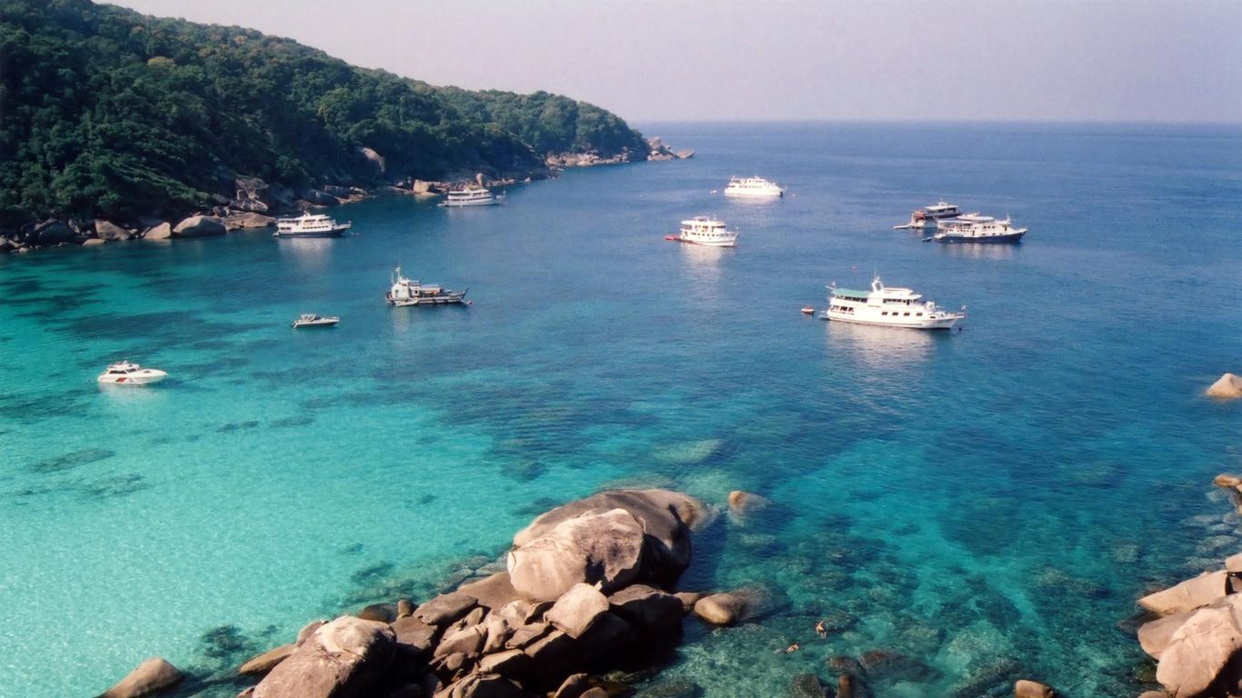 Similan-Inseln