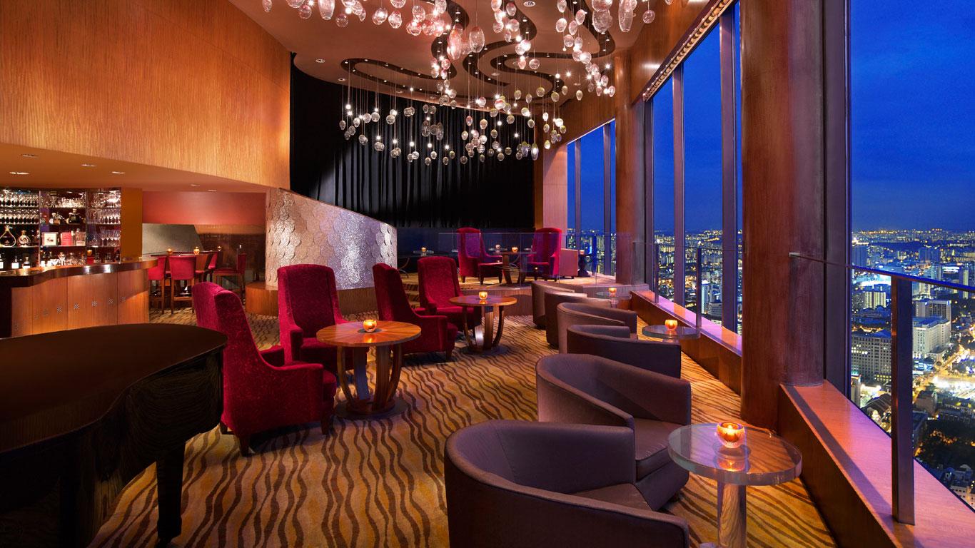 Die schönsten Rooftop-Bars mit spektakulärer Aussicht - Welt der ...