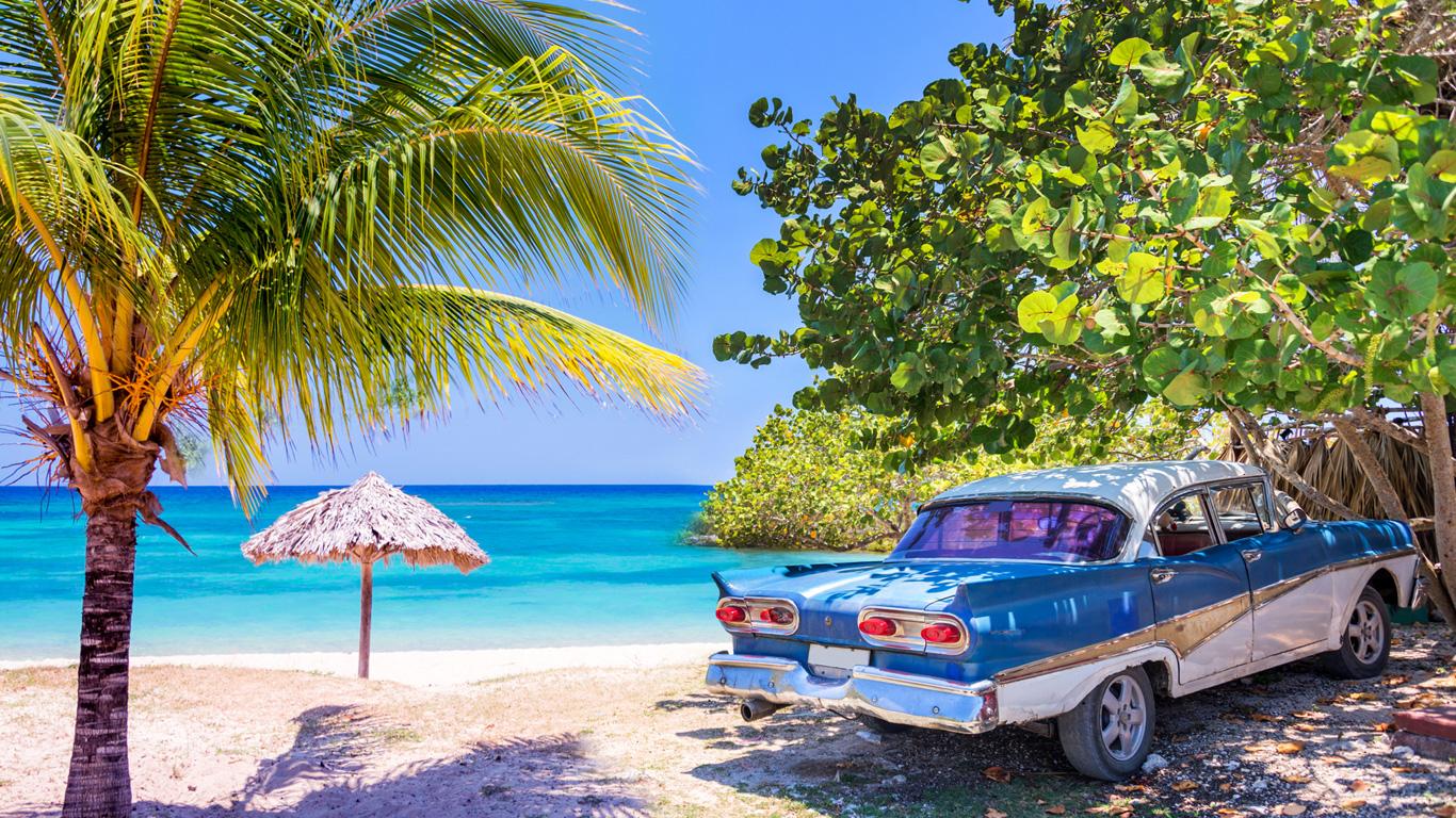 Kuba – ein Inselstaat in der Karibik