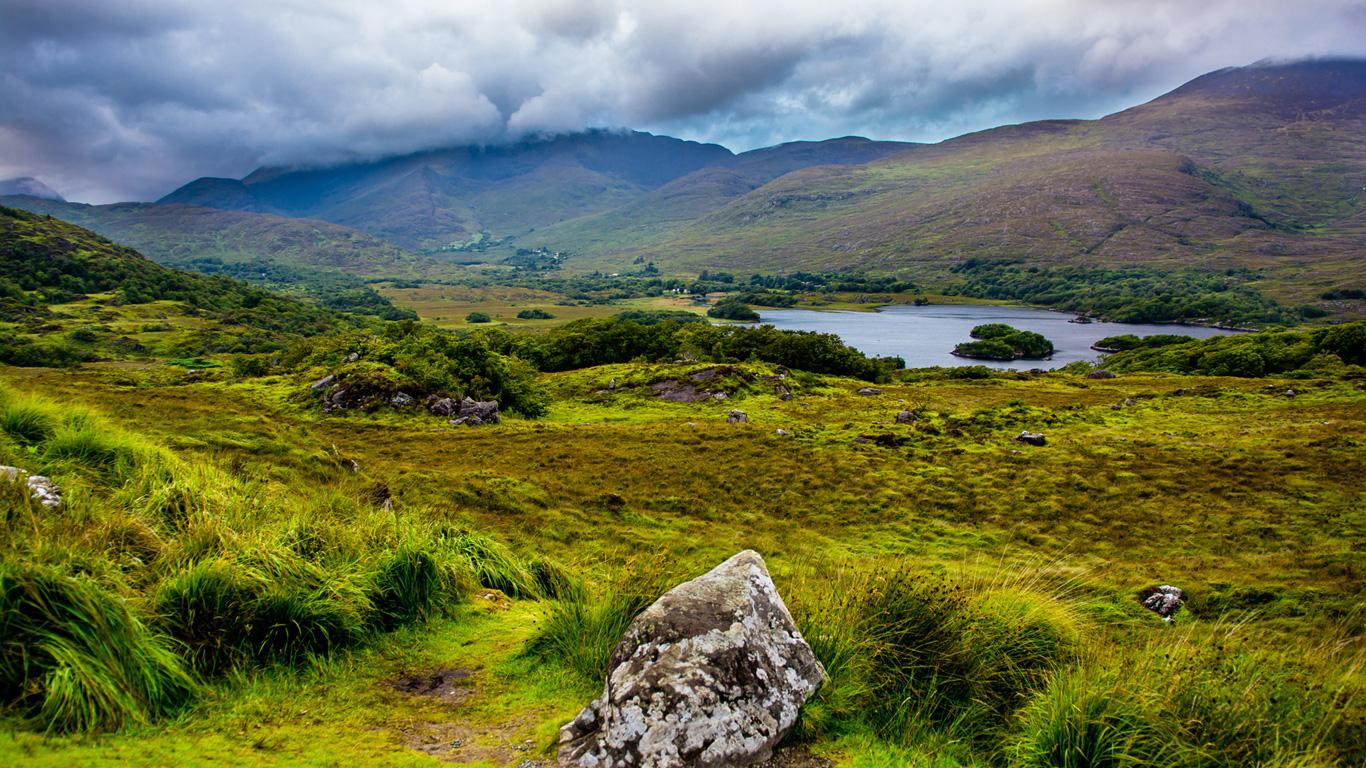 Irland – die grüne Insel