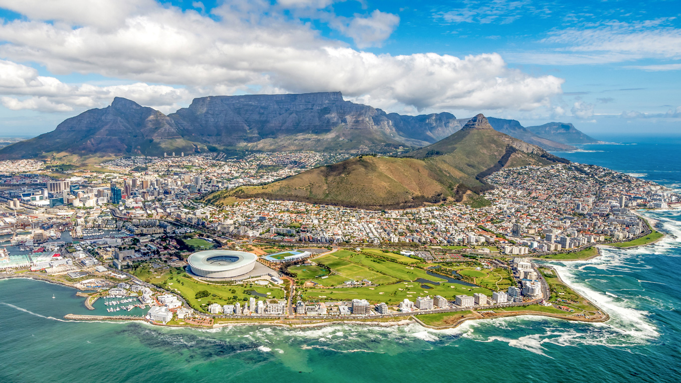 Südafrika – die Spitze Afrikas