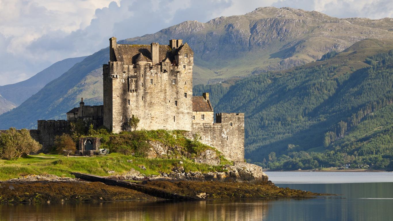 Schottland – das Land der Mythen und Sagen