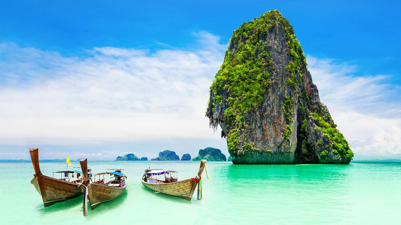 Thailand – Asien für Anfänger