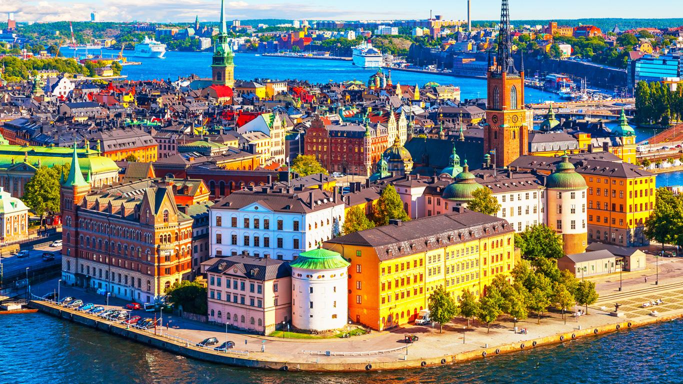 Must do: Stockholm