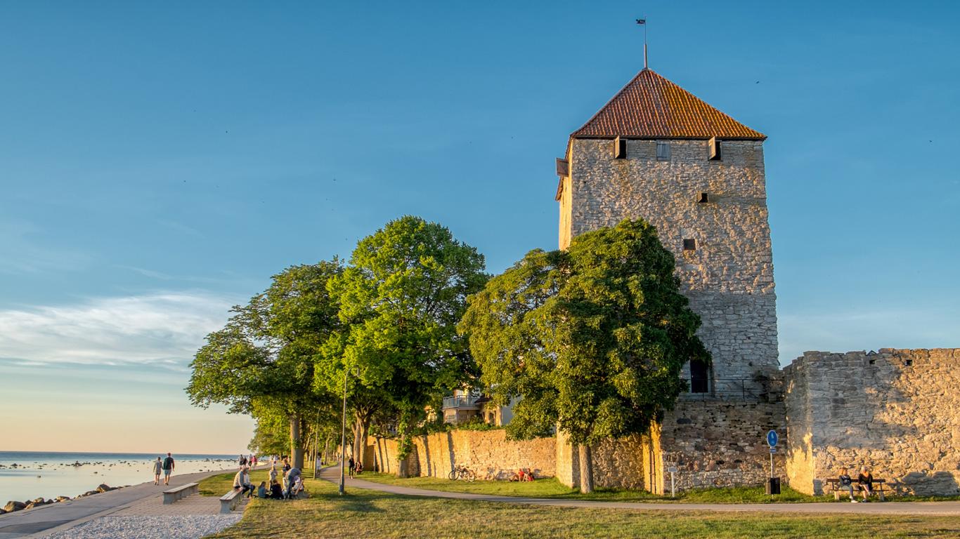 Gotland und Visby