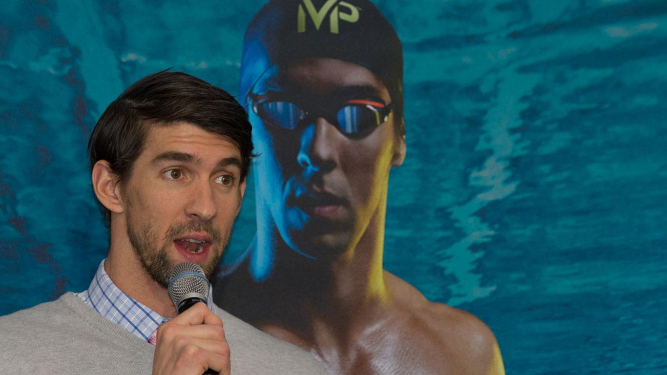 Der erfolgreichste Schwimmer aller Zeiten