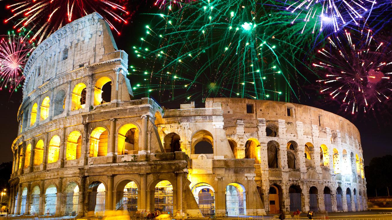 Rom: Zum Jahresende in die ewige Stadt