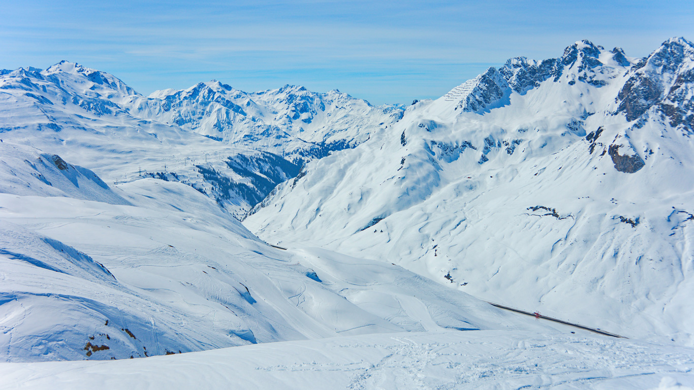 Ski Arlberg (Österreich)