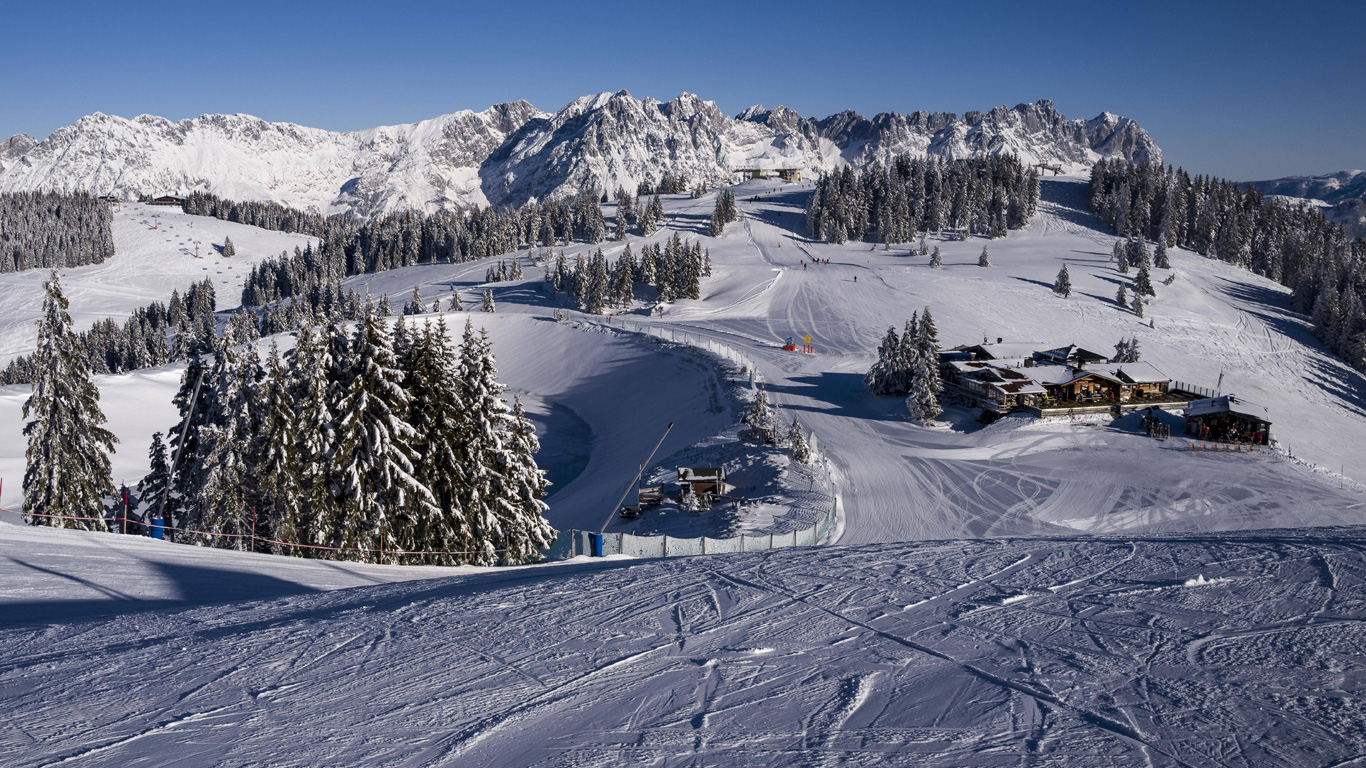 SkiWelt Wilder Kaiser-Brixental (Österreich)