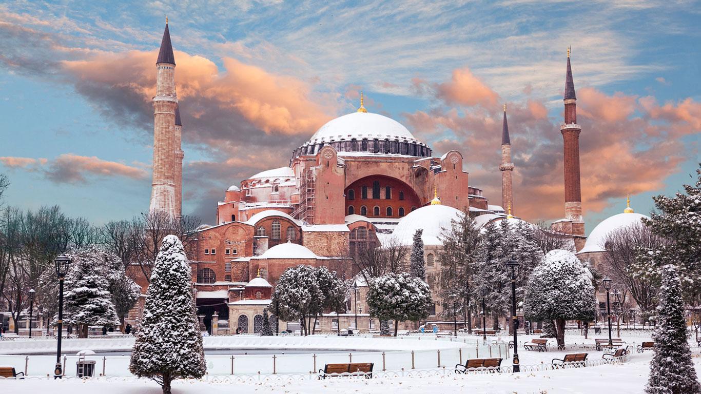 Tschüss Winterzeit – Türkei