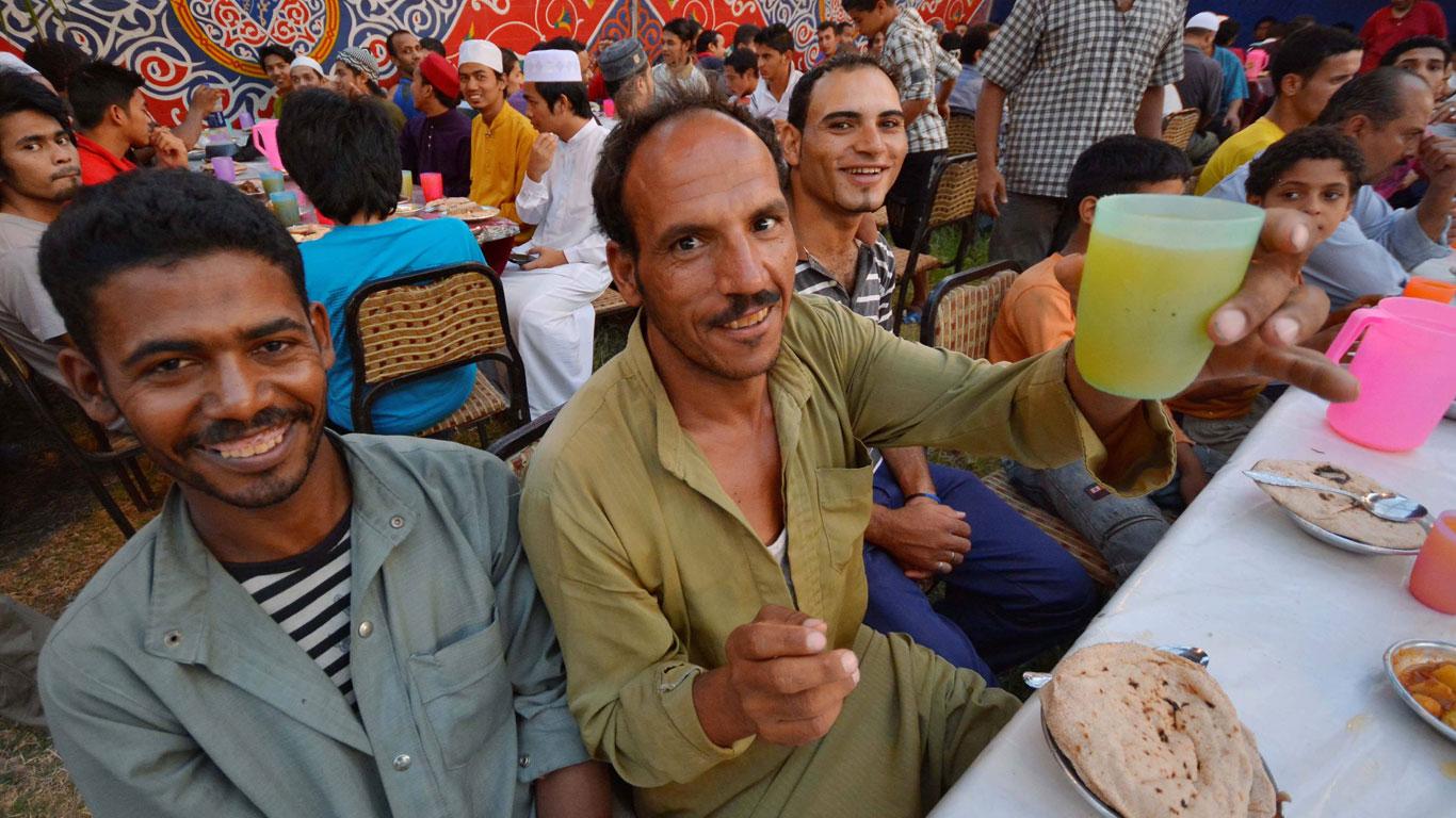 Chaotisches Hin und Her – Ägypten