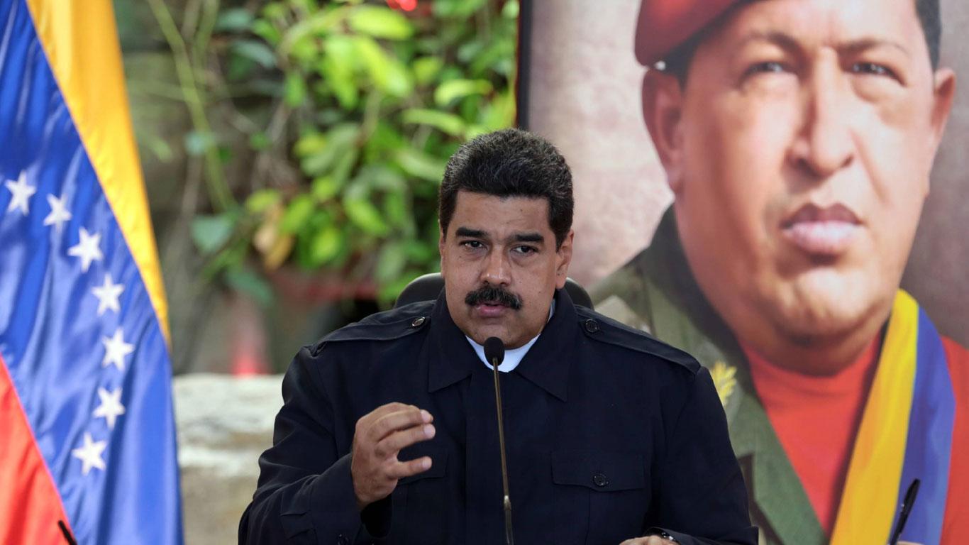 Eine eigene Zeitzone – Venezuela