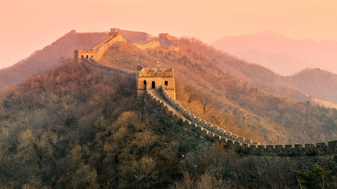 Eine Uhrzeit für alle – China