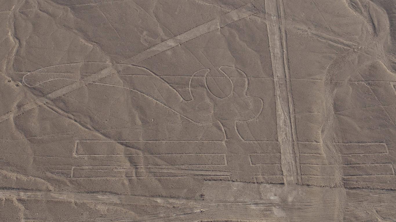 Geheimnisvolle Bilder - von Außerirdischen gemalt?