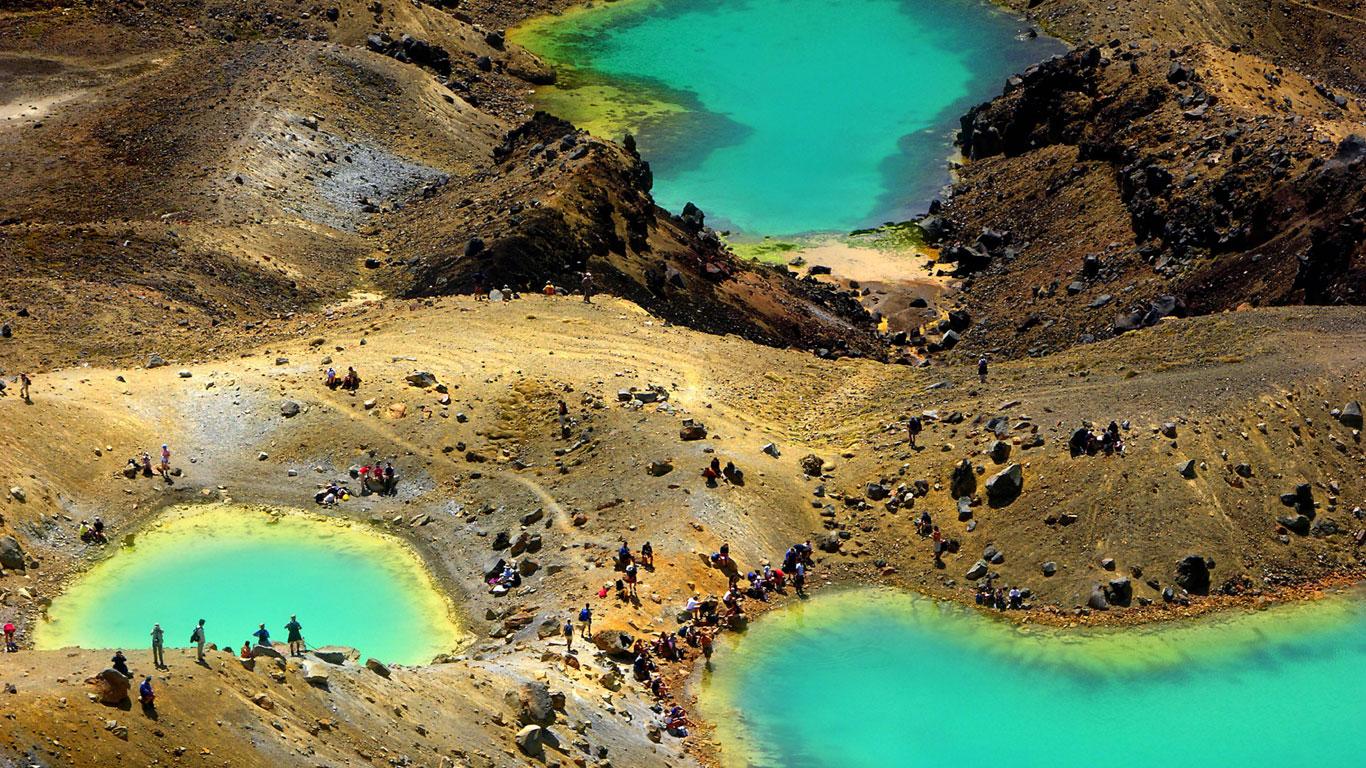 Magische Seen mit spiritueller Bedeutung