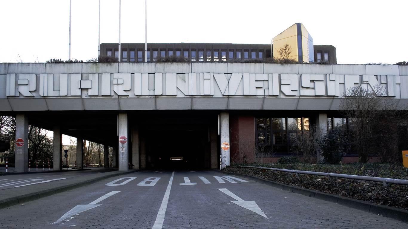 Der ewige Student von Bochum